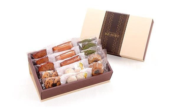 焼き菓子6種15個
