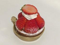 苺のタルト(季節商品)