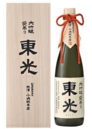 小嶋総本店(東光) 大吟醸袋吊り 720ml