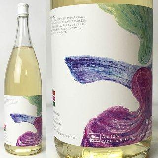 酒井ワイナリー(まざこぜワイン) まぜこぜワイン 白 720ml