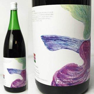酒井ワイナリー(まざこぜワイン) まぜこぜワイン 赤 720ml