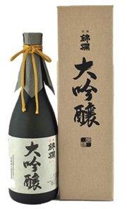 後藤康太郎酒造(錦爛) 大吟醸 720ml