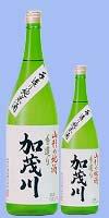 加茂川酒造(加茂川) 手作り純米 加茂川 720ml