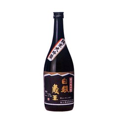 嵐山酒造(花娘) 純米大吟醸 白銀蔵王 720ml【品切れ中】