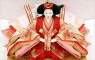小出松寿 京十番 高雄 横向牡丹唐草文様