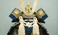 大越忠保 鎧 7号 藍勝色威 「烈風」