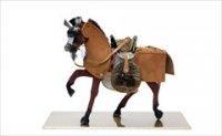 平安道翠 10号 飾馬 出飾り 「馬甲」