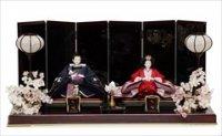 平安道翠作 三五親王 刺繍舞 「爛漫桜」