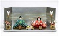 小出松寿 京十一番 銀雲と向鶴
