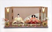 小出松寿 京十二番 親王 「桃色うさぎ」