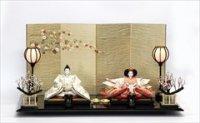 小出松寿 京十番 親王 「蘇州手刺繍」
