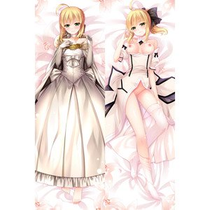 Fate/unlimited codes セイバー・リリィ 抱き枕カバー 32600315