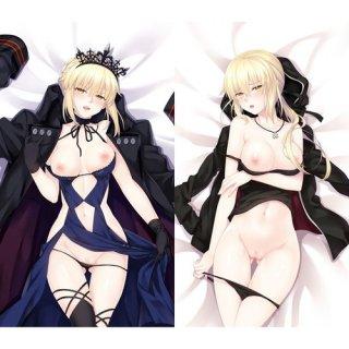 Fate/stay night セイバーオルタ 1/2抱き枕カバー 1913260995902