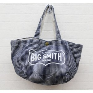 BIG SMITHデニムオリジナルランチバッグ