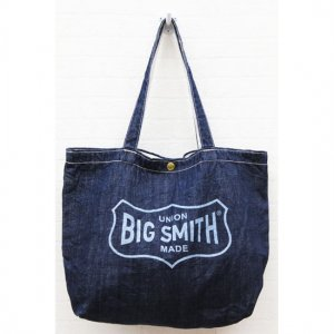BIG SMITHデニムオリジナルトートバッグ