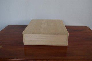 国産桐・桐箱(内のり24.5×20×5)