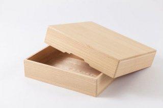 国産桐・色紙箱