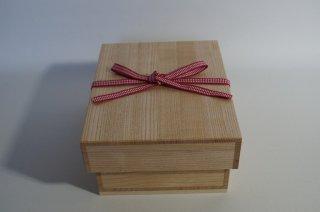 国産桐・裁縫箱(真田紐付き)
