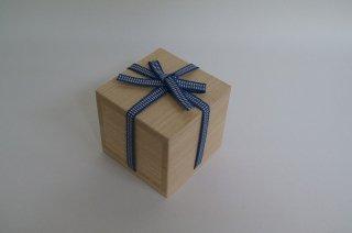 国産桐・桐箱(内のり7×6~9)真田紐付き(十文字)