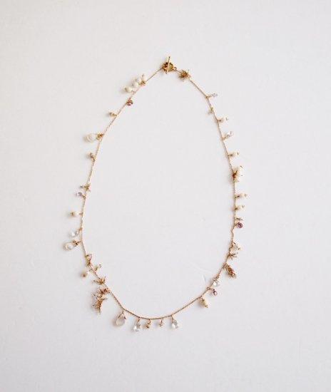 Le charme de fifi et fafa /K18 necklace