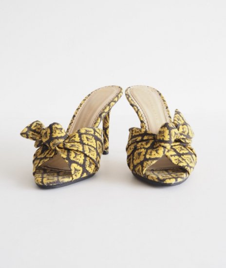 CHARLOTTE OLYMPIA/mule sandals