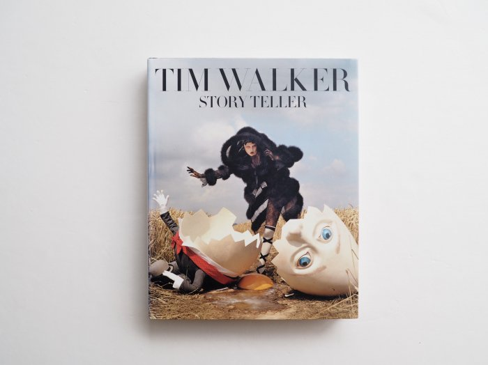 """TIM WALKER:STORY TELLER"" book"