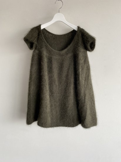 STELLA McCARTNEY/knit tunic