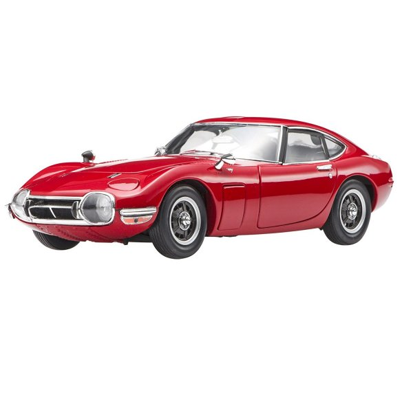 1/24 TOYOTA 2000GT RED
