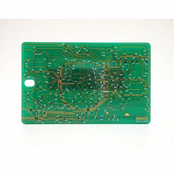 FLASH 東京回路線図 IC-CARD ケース