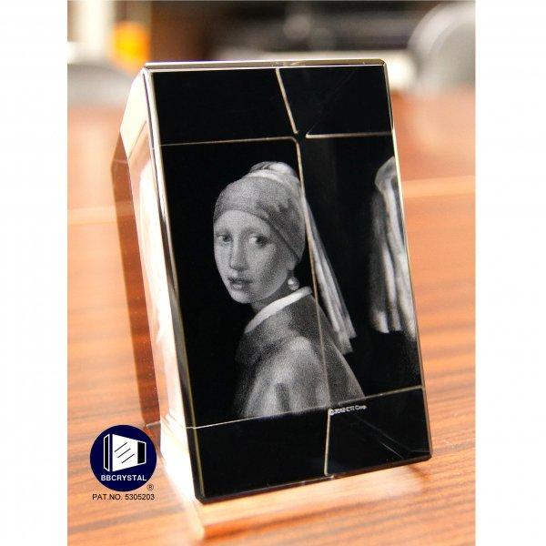 BBクリスタル(3D)/真珠の耳飾りの少女