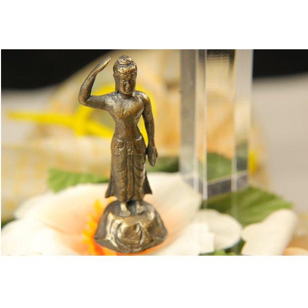 極小仏像 釈迦誕生仏