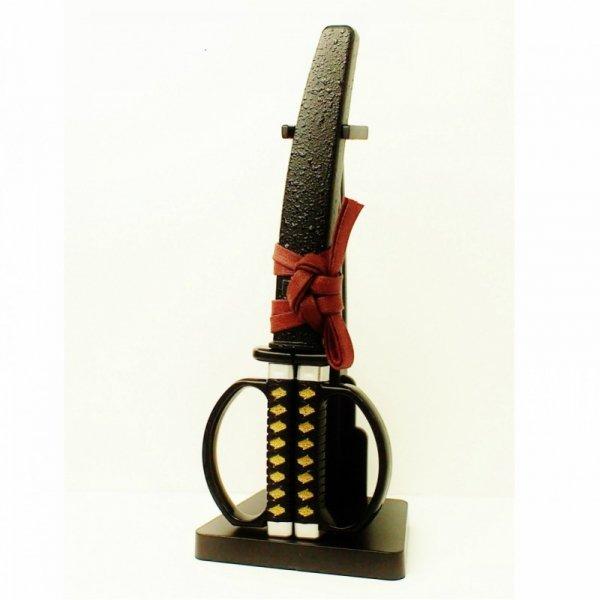 日本刀はさみ 坂本龍馬 陸奥守吉行モデル 掛台付き