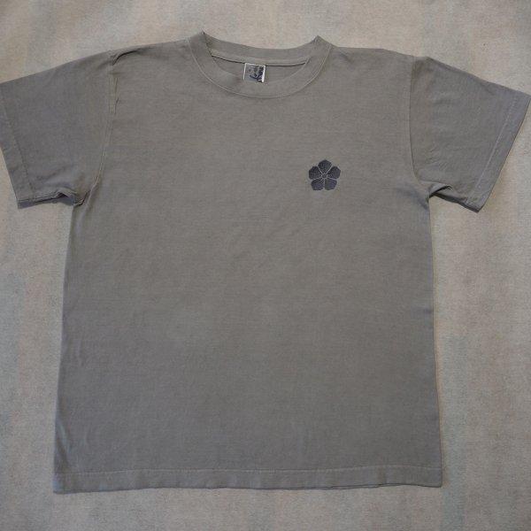 柿渋染Tシャツ(光秀)