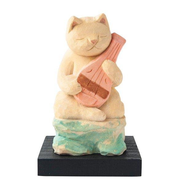 猫buddha 弁財天