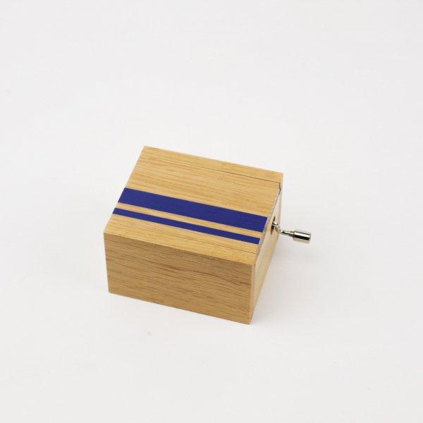 鉄メロ オルゴール 新幹線 木箱