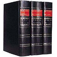 1768 Encyclopaedia Britannica Replica Set