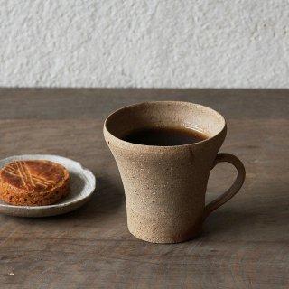 【予約】コーヒーカップ(ヒダスキ):5月下旬お届け