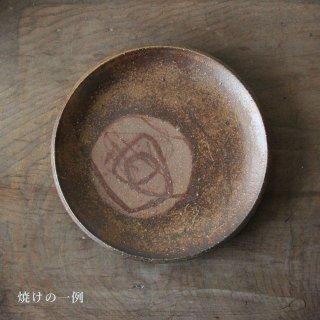 【窯出し】タタキ丸皿