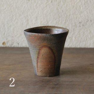 【窯出し】窯変カップ no.2