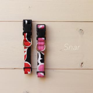 marimekko Snar Collar<br>Size M