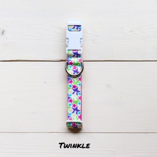 Twinkle Collar<br>Size SS <img class='new_mark_img2' src='https://img.shop-pro.jp/img/new/icons57.gif' style='border:none;display:inline;margin:0px;padding:0px;width:auto;' />