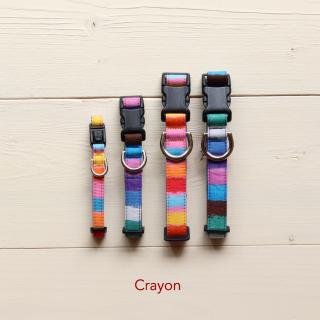 Crayon collar<br>Size L