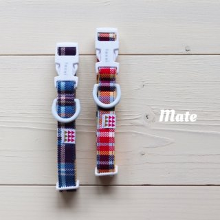Mate Collar<br>Size SS<br>Red<br>