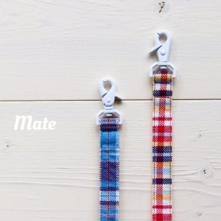 Mate lead<br>Size S<br>Red<br>