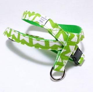Butterfly harness<br>green<br>S/M/L
