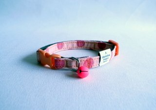 Cat collar<br>Dot<br> [Pink]