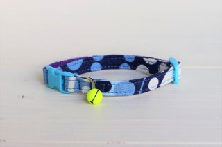 Cat collar<br>Grim<br>[Blue]