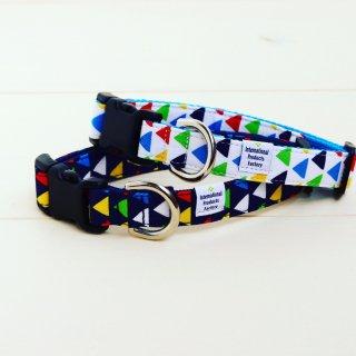 Zigzag Collar<br>Size M