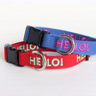 HELLO! Collar<br>Size L