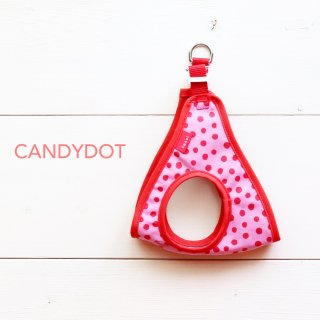 Step-in Harness <br>Candydot<br>SS~L